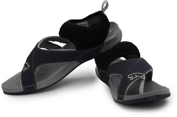 Puma Men 03, Insignia Blue, White Sports Sandals