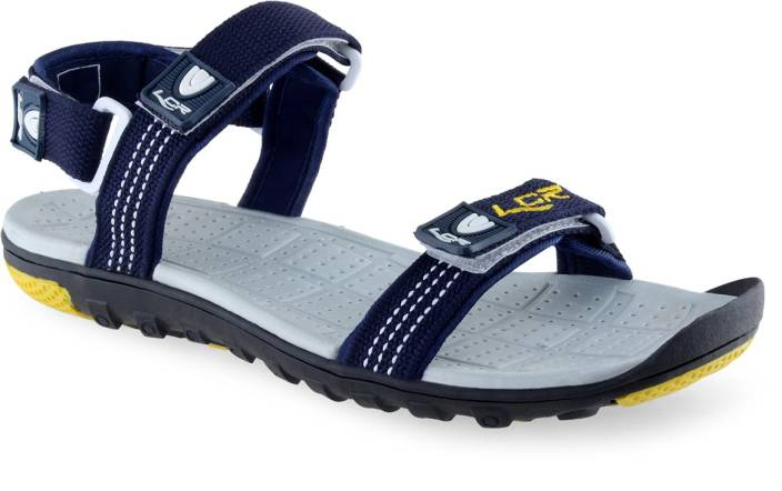 9467039b3de8 Lancer Men Blue Sandals - Buy Blue Color Lancer Men Blue Sandals Online at  Best Price - Shop Online for Footwears in India