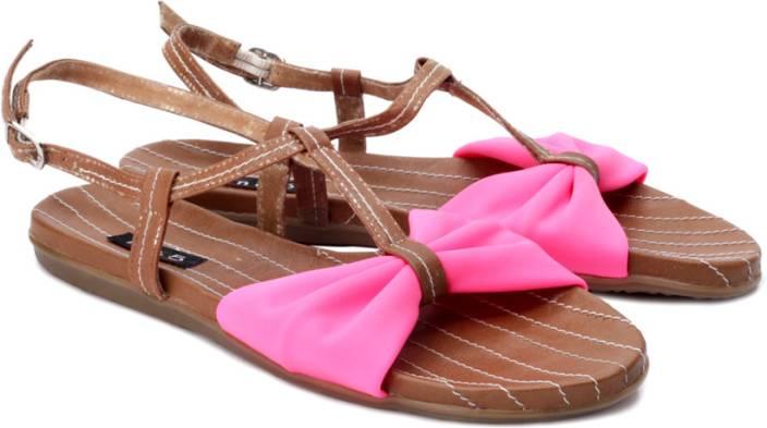 Inc.5 Women Pink Flats