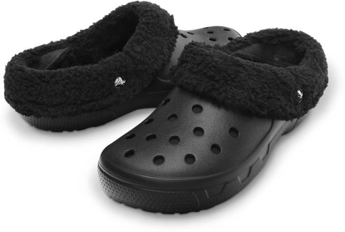 66255d0bf7a16d Crocs Women Black Clogs - Buy 12878-060 Color Crocs Women Black Clogs  Online at Best Price - Shop Online for Footwears in India