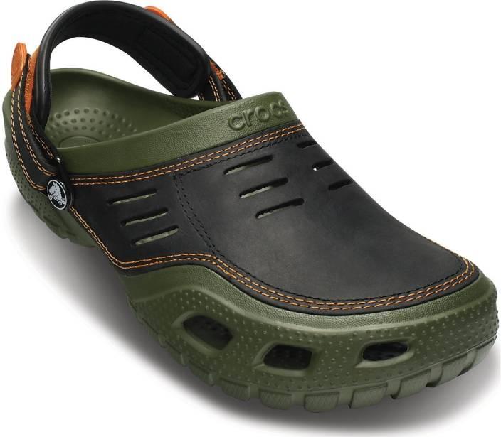 Men 30q Sandals Crocs 10931 Green Buy Color 29WHEID