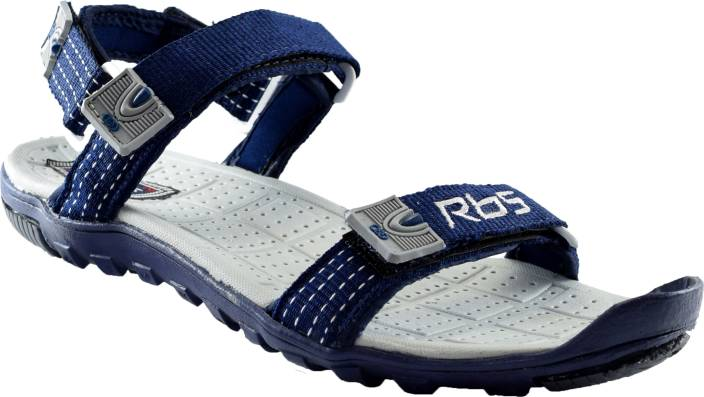 0294783db JNG RBS Men Blue Sandals - Buy Blue Color JNG RBS Men Blue Sandals Online  at Best Price - Shop Online for Footwears in India