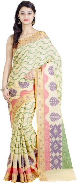 Chandrakala Self Design Banarasi Silk Cotton Blend Saree
