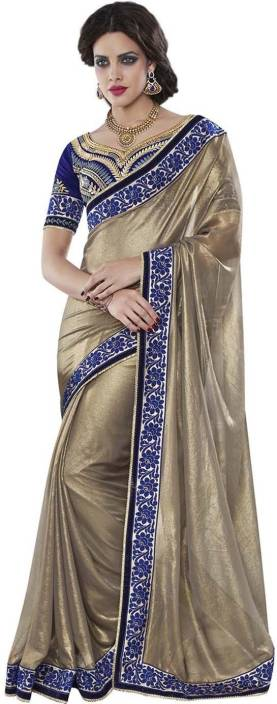 Indian Women By Bahubali Self Design Fashion Georgette Saree