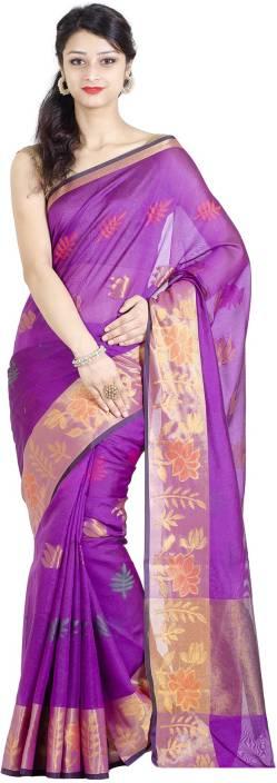 Chandrakala Woven Banarasi Art Silk Saree