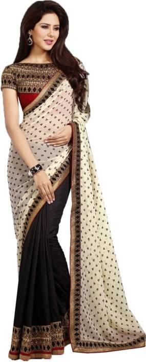 Ruddhi Printed Fashion Georgette Saree