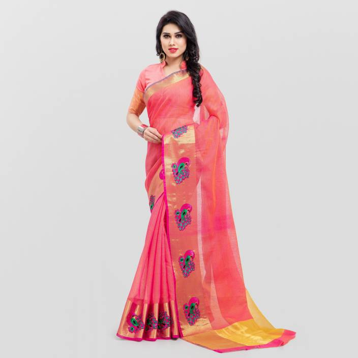 35c220e0b Buy SARNGIN BOUTIQUE Self Design Bollywood Silk
