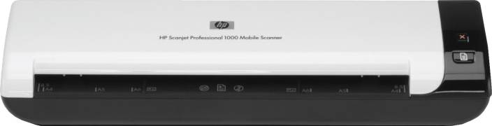 HP Scanjet Professional 1000 Sheet Feed Mobile Scanner