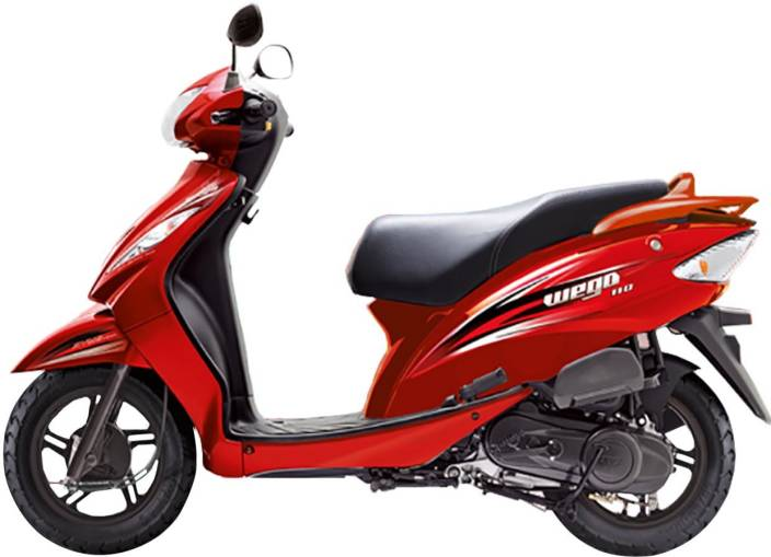 TVS Wego ( Ex-showroom price starting from - Rs 49,995)