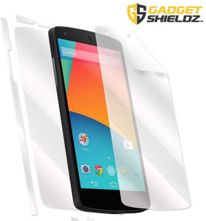 Gadgetshieldz Screen Guard for Google Nexus 5