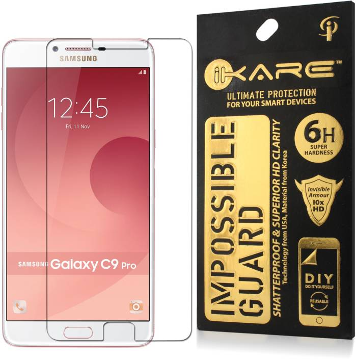 iKare Impossible Screen Guard for Samsung Galaxy C9 Pro