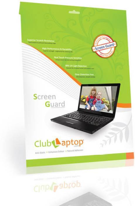 Clublaptop Screen Guard for Dell Netbooks having Standard 10.1 inch Screen(22.2cm x 12.5cm)