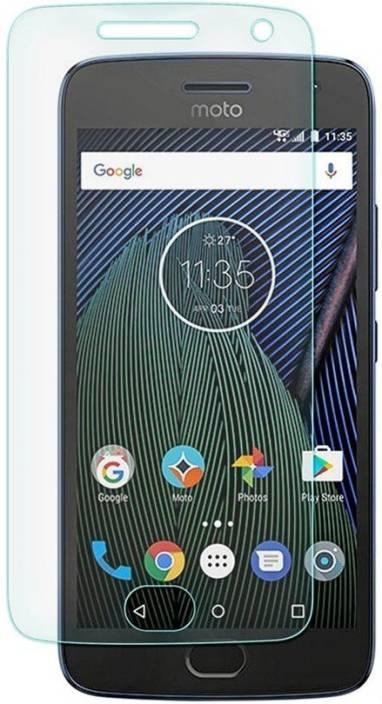 Icod9 Tempered Glass Guard for Motorola Moto G5 Plus