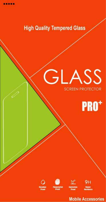 Mobilecops Tempered Glass Guard for Nokia X2 Dual