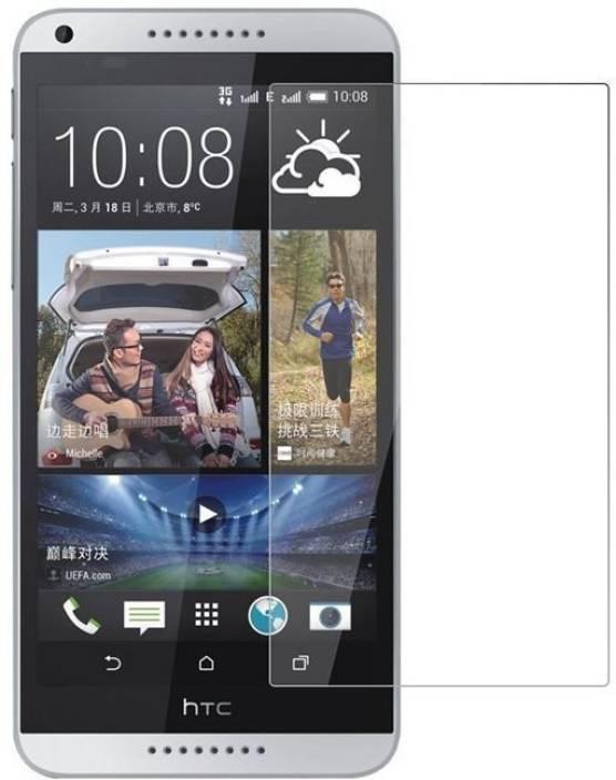 Chevron Tempered Glass Guard for HTC Desire 820G