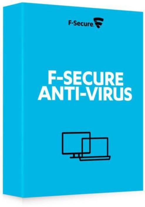 F-Secure Antivirus 2 User