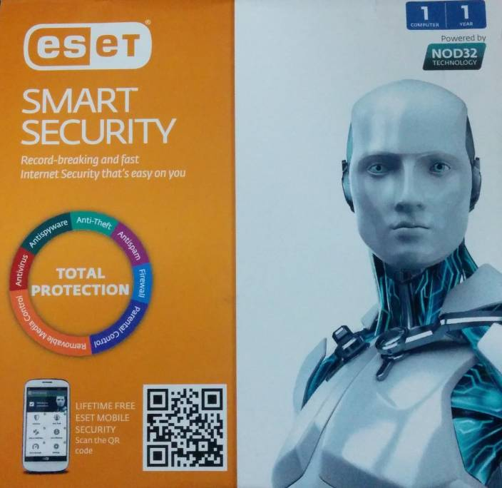 ESET Total Security 1 User 1 Year