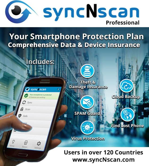 Syncnscan Professional For Mobile Price Range 15000 – 19999