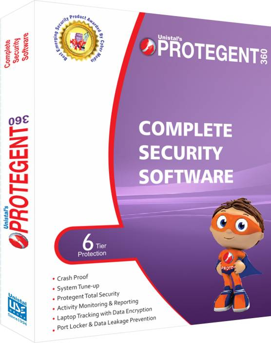 Protegent Complete security with data recovery software- data loss prevention & data leakage prevention laptop tracking