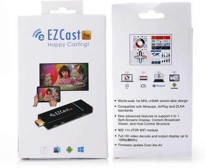 Ezcast Pro D-01 Media Streaming Device