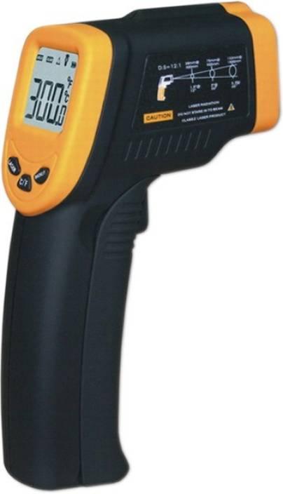 Smart Sensor Contactless Digital Infrared Thermometer Range -32C~330C(-26F~626F) Model AR330 Wireless Sensor Security System