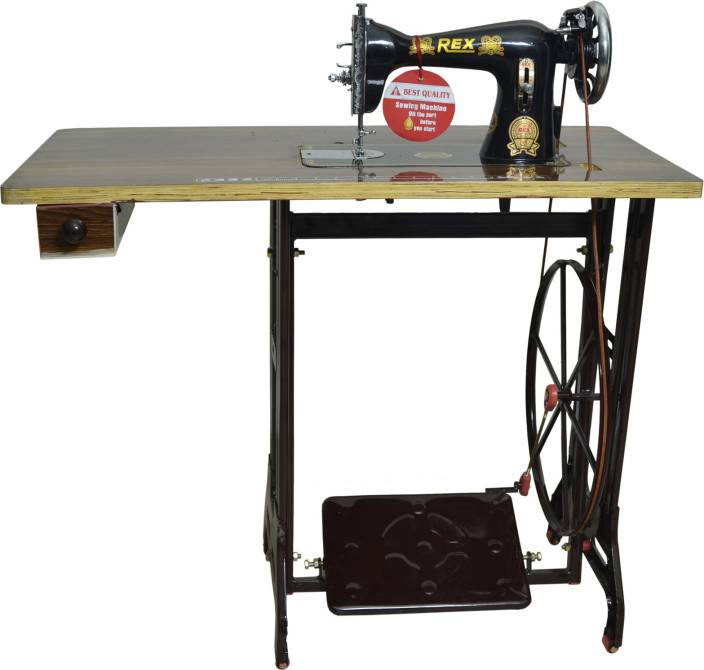 REX VIJAY TAILOR MODEL Manual Sewing Machine Price In India Buy Awesome Sewing Machine Price Flipkart