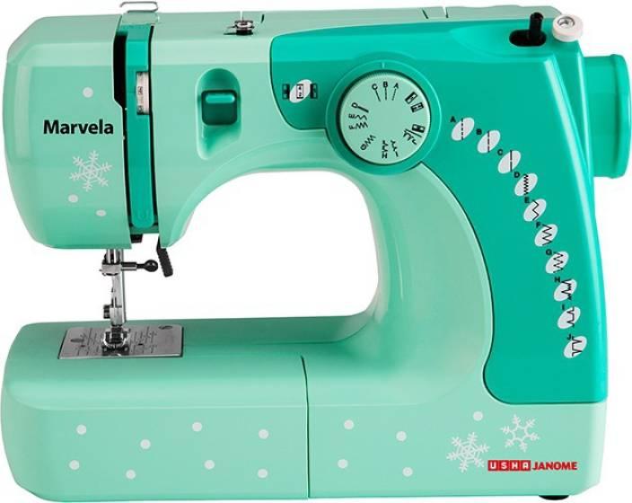 Usha Marvella Electric Sewing Machine Price In India Buy Usha Fascinating Sewing Machine Price Flipkart