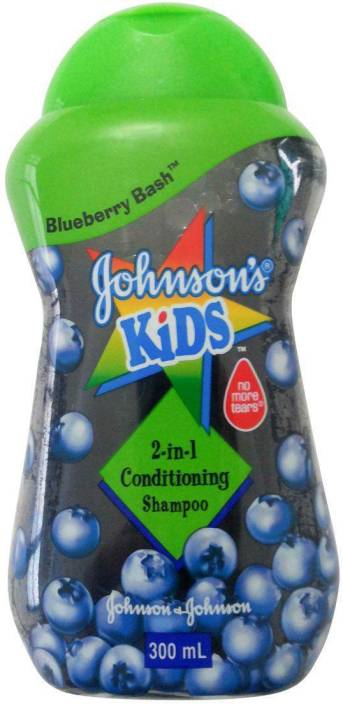 Johnson's Baby Kids 2-in-1 Conditioning Shampoo (Blueberry Blast) (Imported)