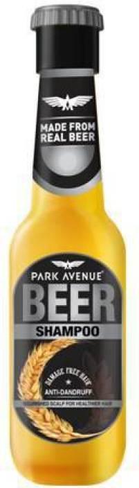 Park Avenue Beer Shampoo(Anti Dandruff)