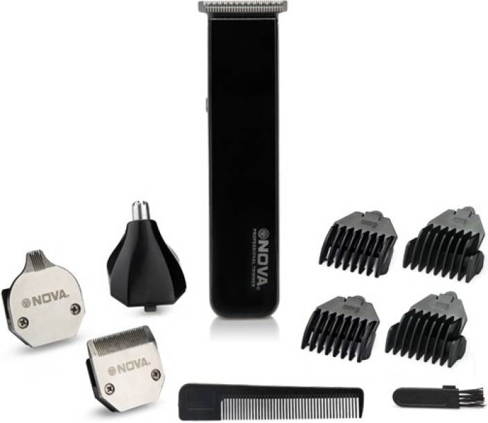 Nova NG 1060 Cordless Grooming Kit for Men