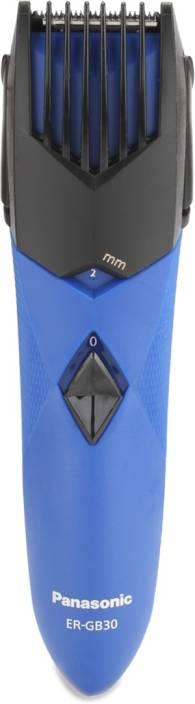 Panasonic ER-GB30-A44B Cordless Trimmer for Men