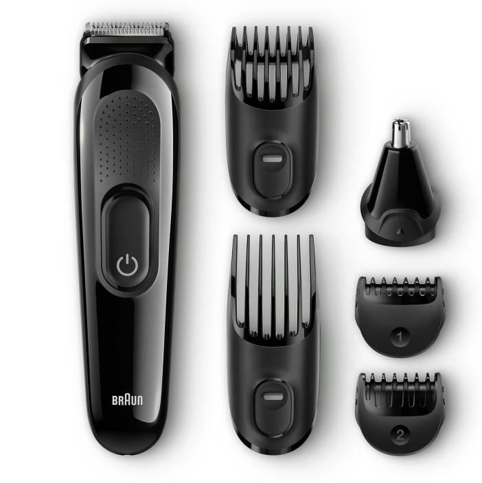 Braun MGK-3020 Corded & Cordless Trimmer