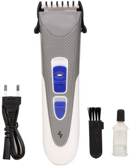 Maxed MX-8008-Grey Cordless Trimmer for Men