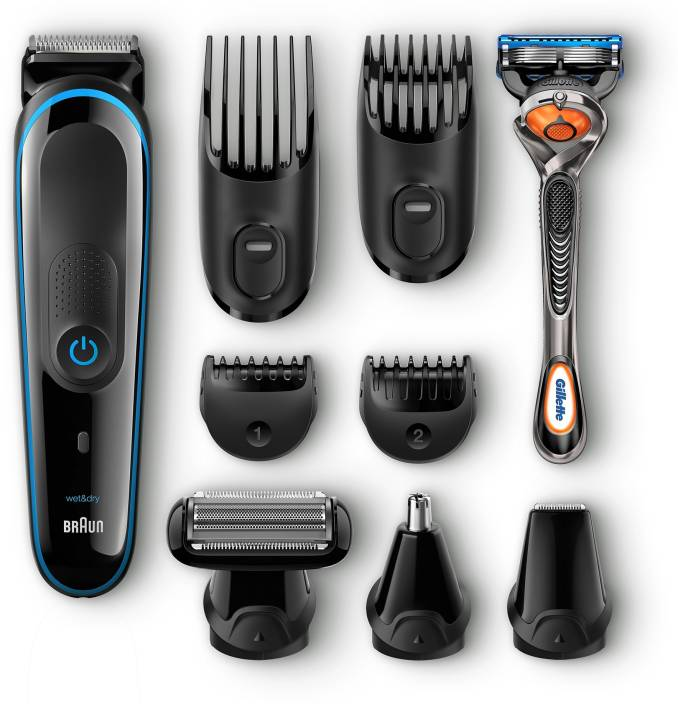 Braun MGK3080 Corded & Cordless Trimmer for Men