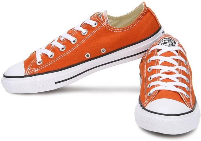 pretty nice 7014e e7232 Converse Casuals For Men (Orange)