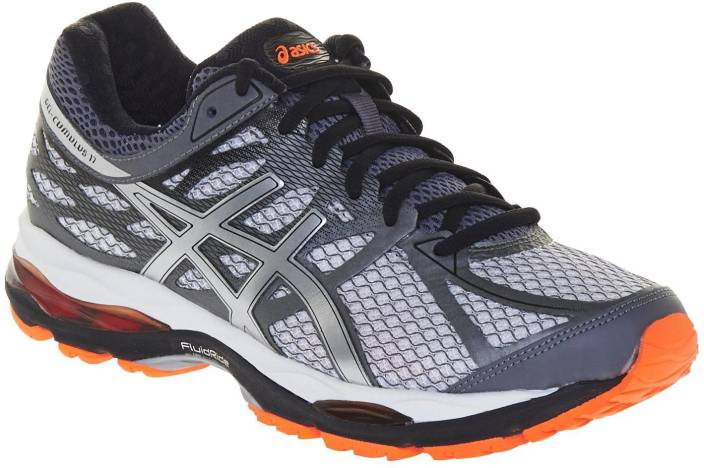 2dbd8edf320 Asics Gel-Cumulus 17 Men Running Shoes For Men - Buy White Silver ...