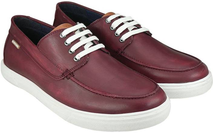 U.S. Polo Assn CASUAL LACE UP Sneakers For Men