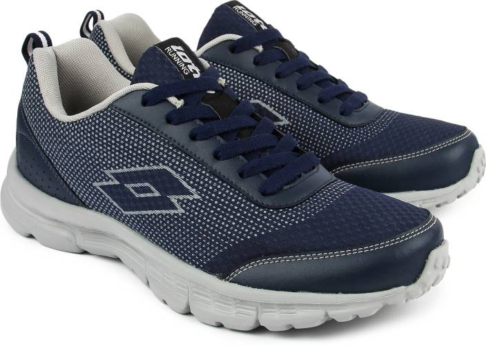 46d3b00d9d4 Lotto Splash Running Shoes For Men - Buy Navy  Grey Color Lotto ...