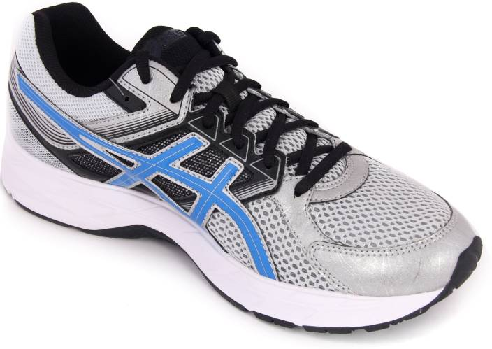 da304acd5686 Asics Gel-Contend 3 Men Running Shoes For Men - Buy Silver Electric ...