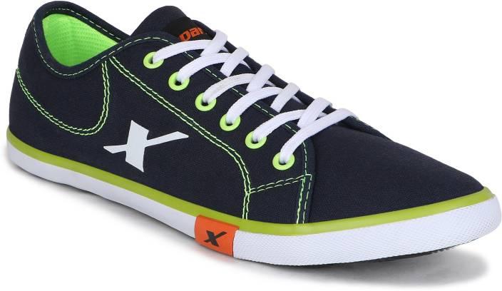 c6c3376d77 Sparx SM-283 Canvas Shoes For Men - Buy Sparx SM-283 Canvas Shoes ...