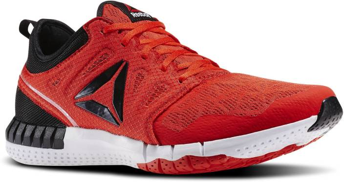 REEBOK ZPRINT 3D EX Running Shoes For Men - Buy RED BLACK WHITE ... b895ab1a4