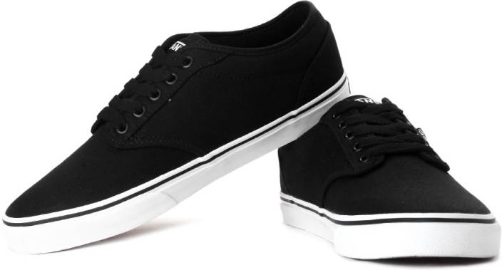 af484a959cd7c5 Vans Atwood Sneakers For Men - Buy (Canvas) Black
