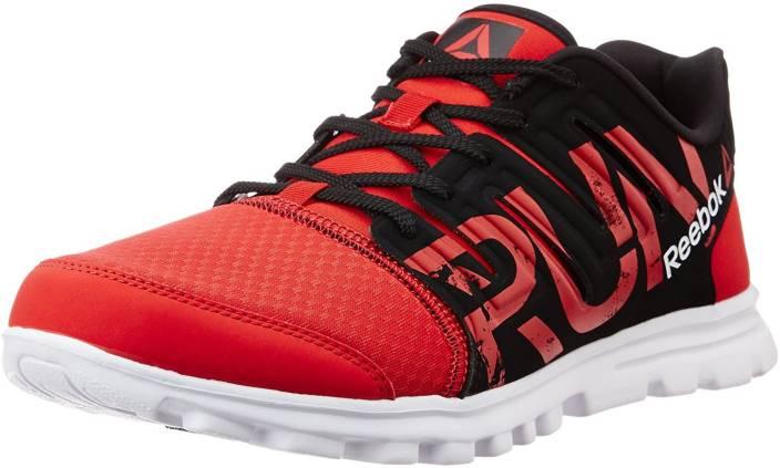 39b60628bc6 REEBOK ULTRA SPEED Running Shoes For Men - Buy RIOT RED BLACK WHITE ...