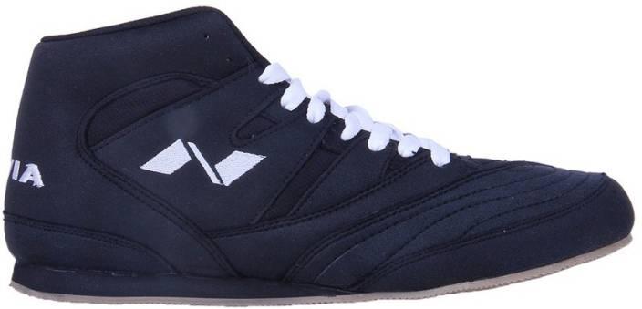 Nivia Premier League Kabaddi Shoes For Men Buy 06 Black Color