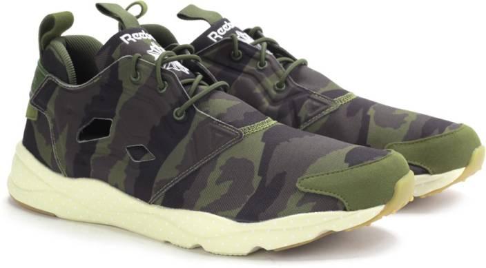 175a5387cfe REEBOK FURYLITE GM Men Running Shoes For Men - Buy CANOPY GREEN COAL ...