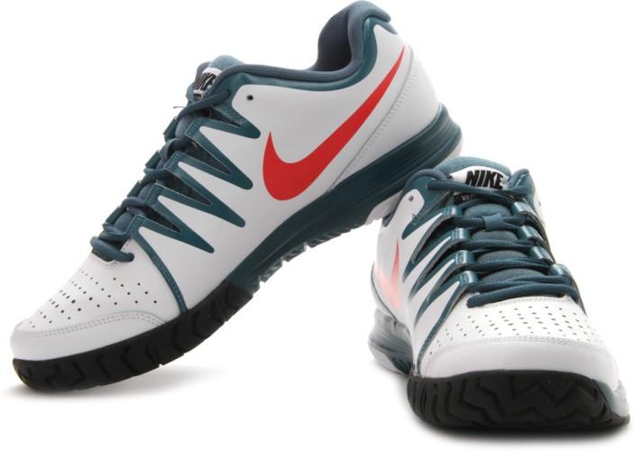 7c54e2d4c175 ... nike vapor court tennis shoes for men white blue red