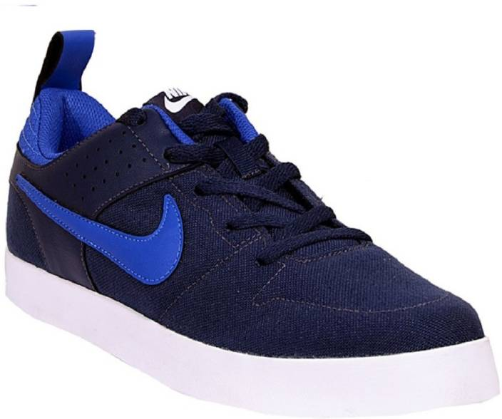 a8e5a62bd2c38d Nike nike-669593-402 Canvas Shoes For Men - Buy Midnight Navy Game ...