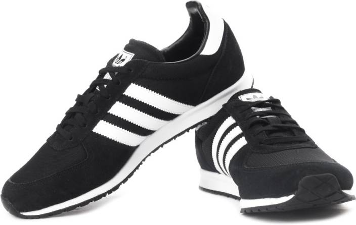 info for d2682 1cdf1 ADIDAS Adistar Racer Sneakers For Men (White, Blue)