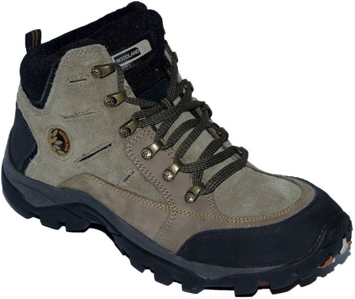 Woodland Men Boots For Men - Buy Khaki Color Woodland Men ...