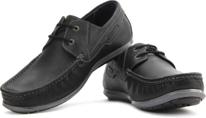 Lee Cooper Boat Shoes For Men